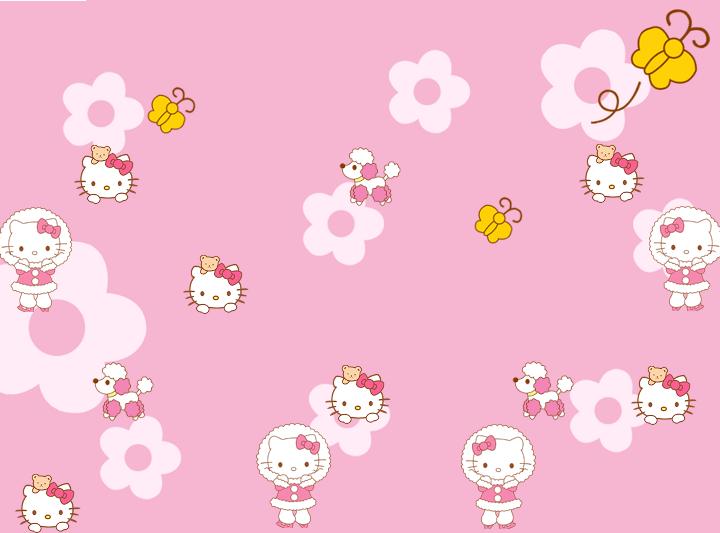 Pretty Droid Themes Hello Kitty Winter Go Keyboard Skins