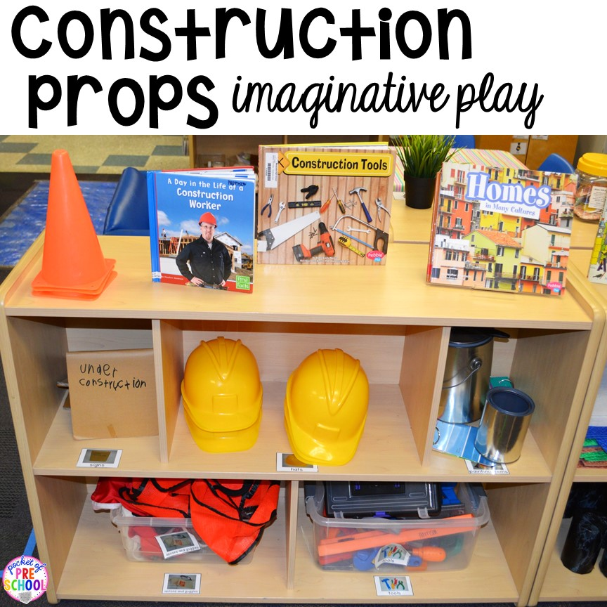 How To Set Up The Blocks Center In An Early Childhood