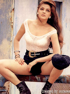 Mamta Kulkarni In White Top And Black Short