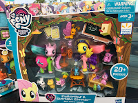 My Little Pony School of Friendship Pet Care Class at Walmart