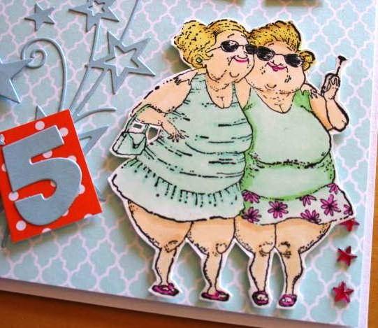 65 års kort Fru. Hegnets Blog: 65 års Stamping Bella fødselsdags kort / 65  65 års kort