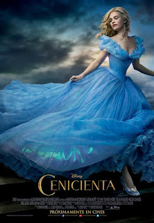 Cartel: Cenicienta (2015)