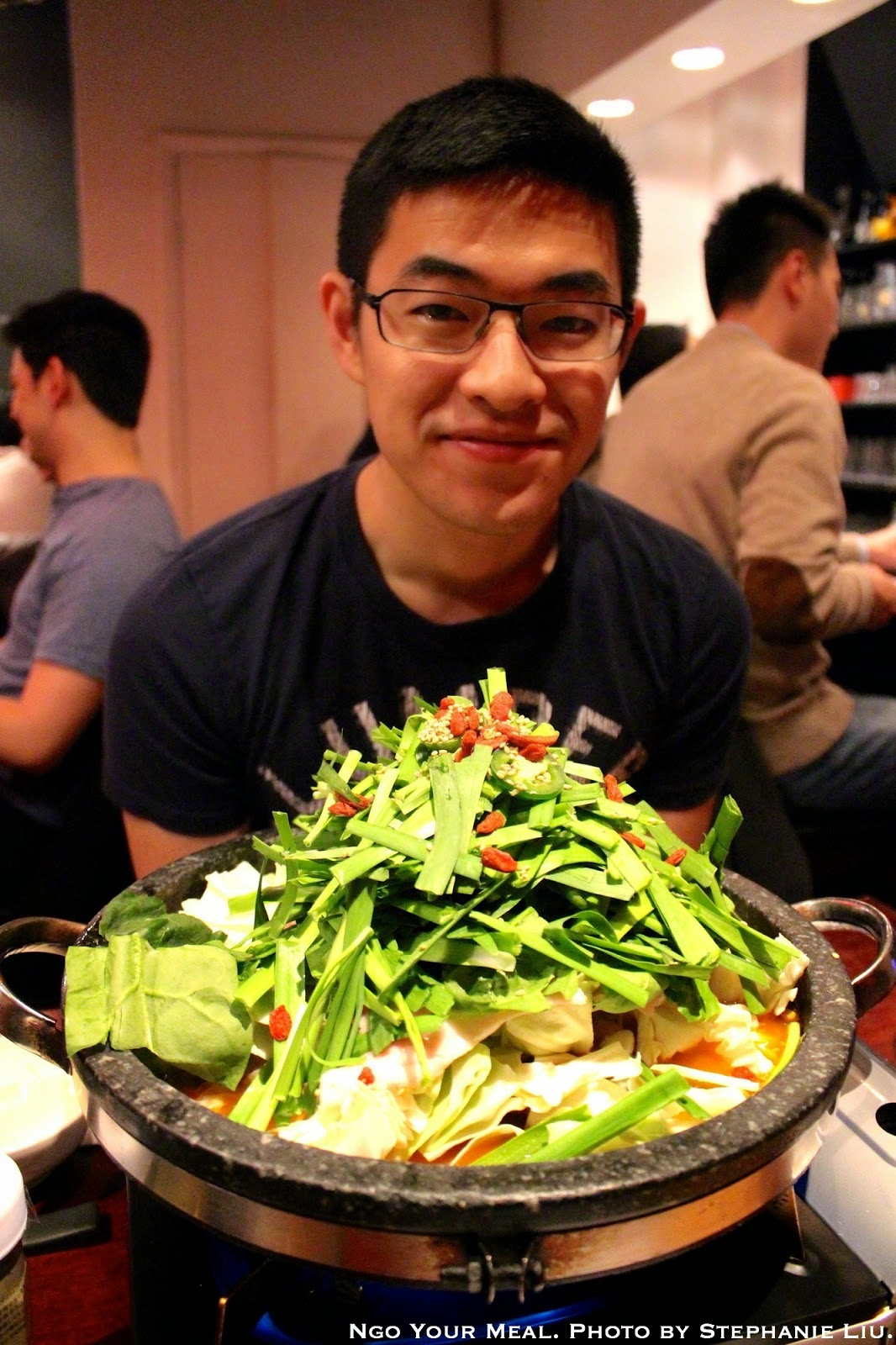 Me at Hakata Tonton