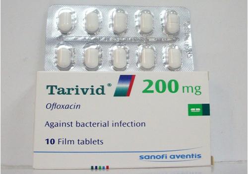 سعر ودواعى إستعمال تاريفيد Tarivid أقراص مضاد حيوى