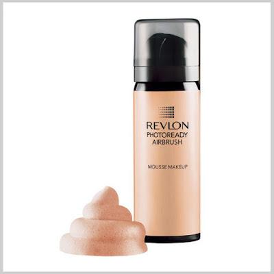 Revlon Photoready Airbrush Mousse Makeup, Shell