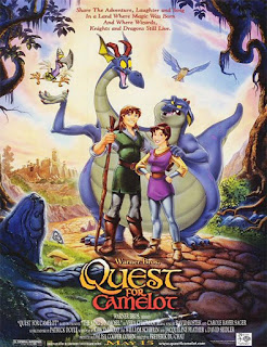 La espada mágica: En busca de Camelot (1998) | DVDRip Latino HD GDrive 1 Link