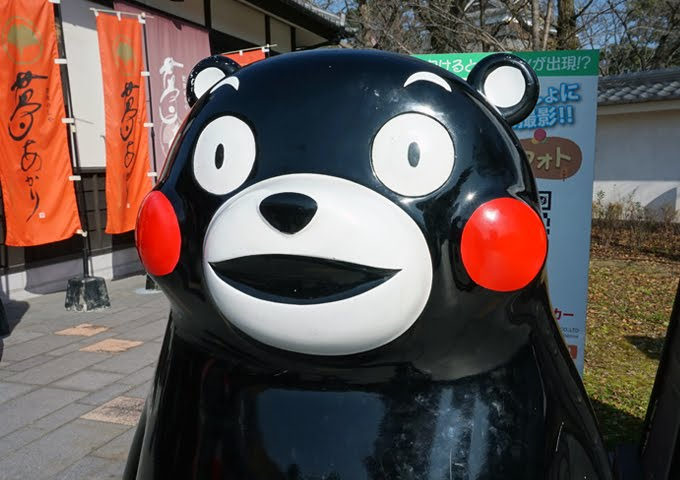 Kumamon, September 2013