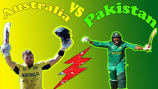 Live Pak vs Aus 5th T20 Tri series