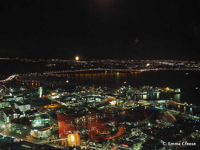 Orbit 360° Dining - Restaurant Review - SKYCITY Auckland, New Zealand Adventures of a London Kiwi