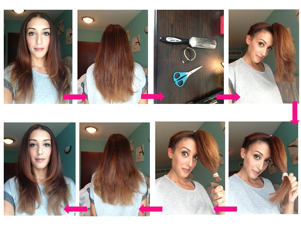 How to cut layers in medium length hair yourself find your perfect diy haircut short one length you adver how to cut layered hair for medium length calgary solutioingenieria Gallery