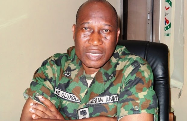 Major General Olukolade