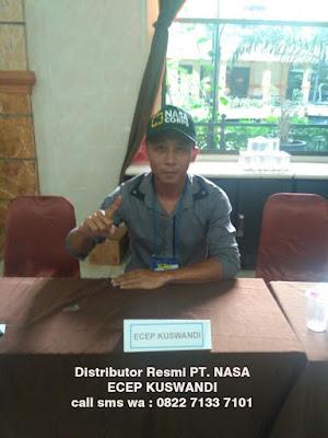 DISTRIBUTOR RESMI PUPUK NASA BUNGBULANG GARUT