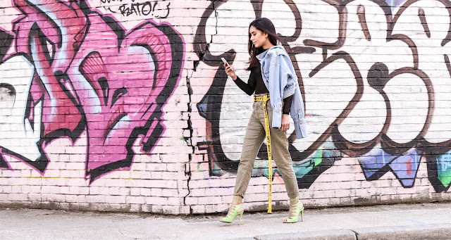 Outfit Post: Non-LFW Street Style