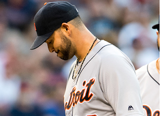 Anibal Sanchez is starting again because screw you, Tigers fans