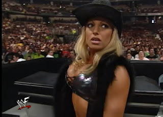 WWE / WWF Wrestlemania 2000 - Trish Stratus made her Wrestlemania debut managing T&A