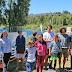 Gran inicio de la Escuela Itinerante de Windsurf en Bariloche