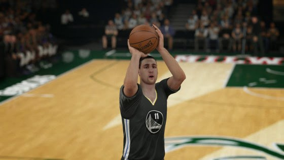 NBA 2K15 PC Offline Roster Update