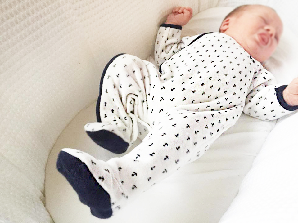 Mama Et Moi Absorba Sleepsuit newborn original boutique affordable baby boy