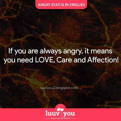 angry attitude status in hindi