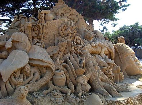seni patung - Jenis Dan Macam Seni Rupa Murni