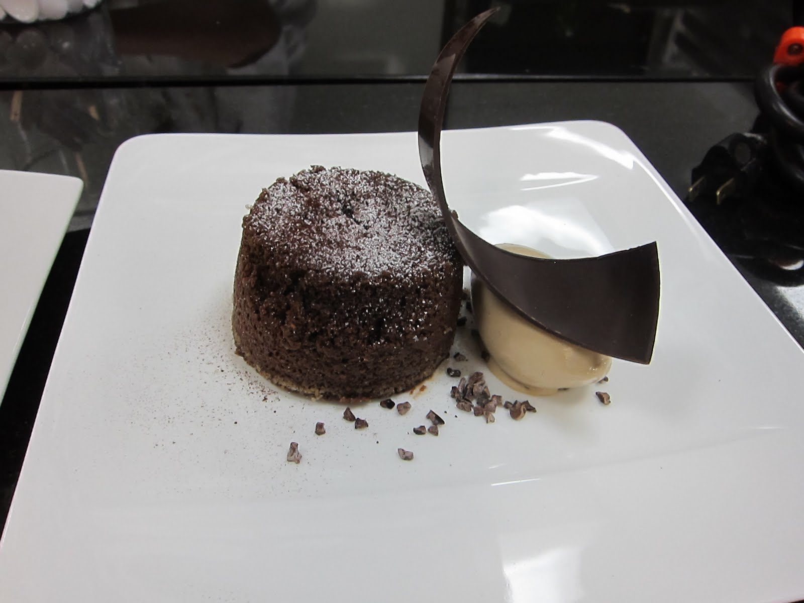 Baking Blind Plated Dessert Week One