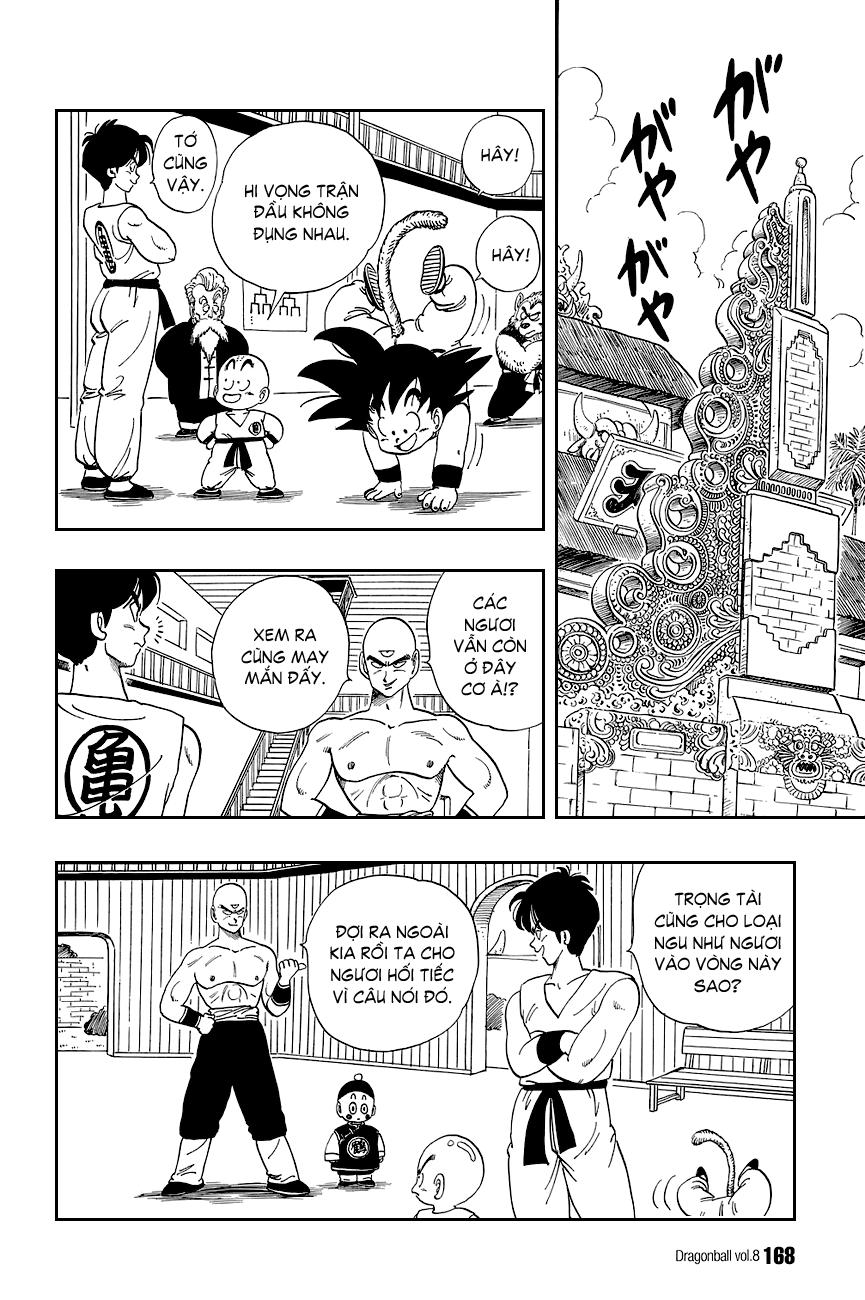 Dragon Ball chap 116 trang 2