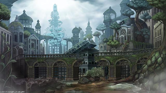 إستعراض بالصور للمزيد من الشخصيات و بيئة اللعب في إصدار Death end re;Quest