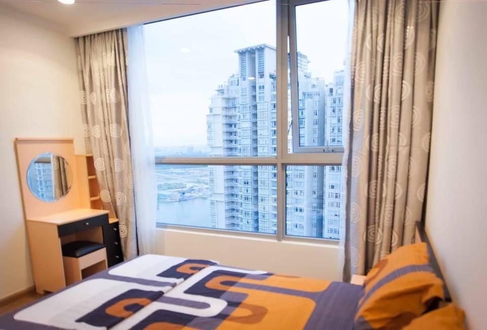 Bán Vinhomes Bình Thạnh 2 phòng ngủ nội thất đẹp tòa C2 có sẵn nội thất - hinh 4