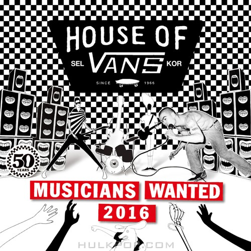 Various Artists – Found Tracks Vol.74 'VANS MUSICIANS WANTED'