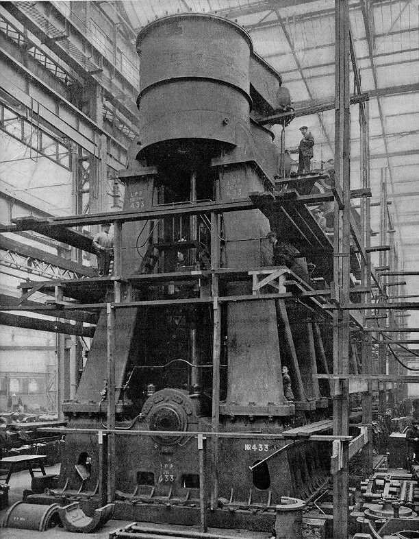 Steam Ship Engine Room: Spud's Blog: Steam Engine Progress
