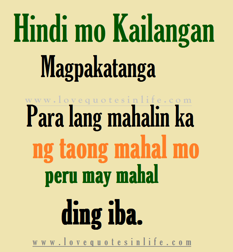 five hugot love quotes tagalog trend setter news