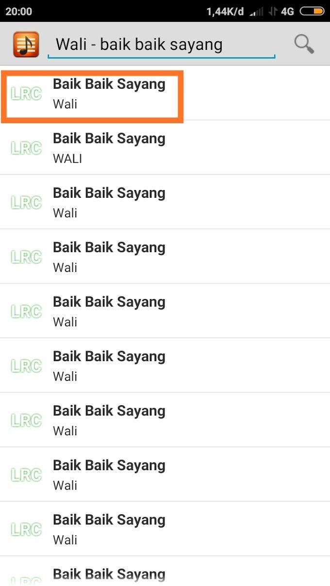 Cara menampilkan lirik lagu di pemutar musik Xiaomi