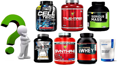 Masa muscular batidos proteínas