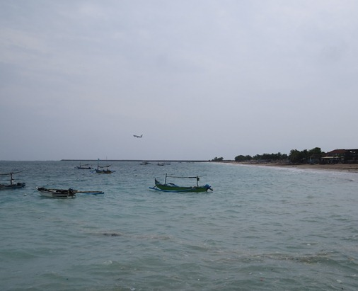 Jimbaran Beach Bali - Surf & Seafood