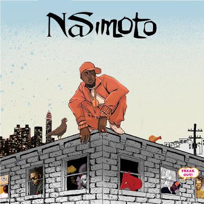Nas & Quasimoto - Nasimoto Remix LP 2017