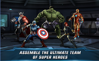 Download Marvel Avengers Alliance 2 v1.0.3 Mod Apk