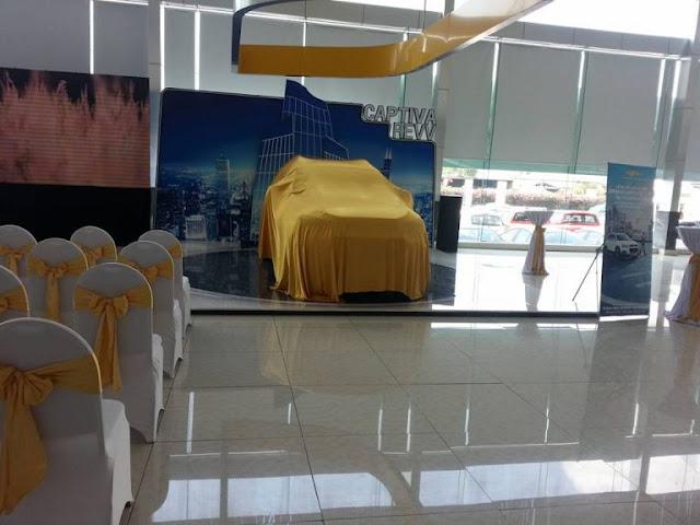 Chevrolet Trường Chinh - Tân Phú