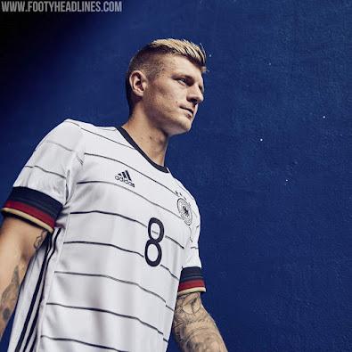 Deutschland EM 2020 Auswärtstrikot geleaked Stealth Look