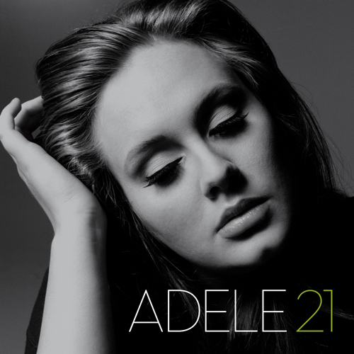 Albums Of The Year 2011 - Adele - 21