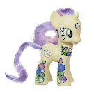 My Little Pony Friendship Blossom Collection Sunshine Petals Brushable Pony