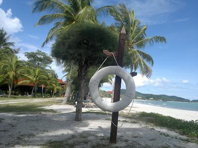 Angin di Pantai Cenang