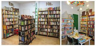Librería Arrebato en Madrid