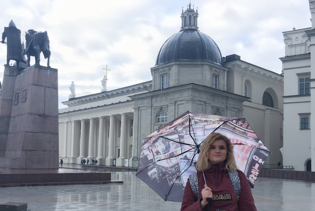 Wilno, Vilnius, Lithuania, Litwa, Lietuva, Ukrainian girl