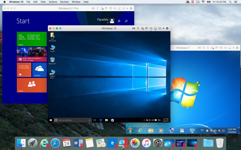 Compra Parallels Desktop 13