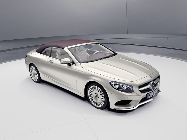 "Mercedes lança Classe S  ""Exclusive Edition"""