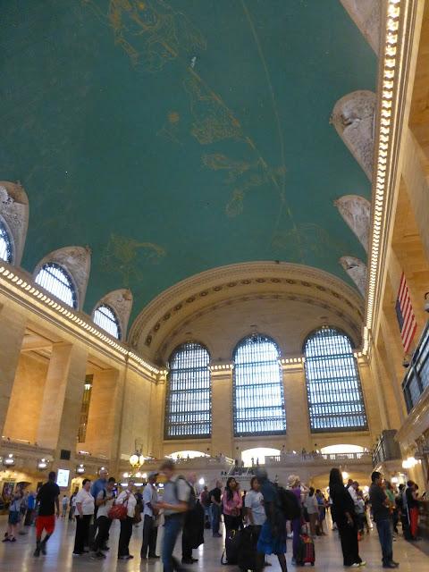 Gossip Girl Grand Central