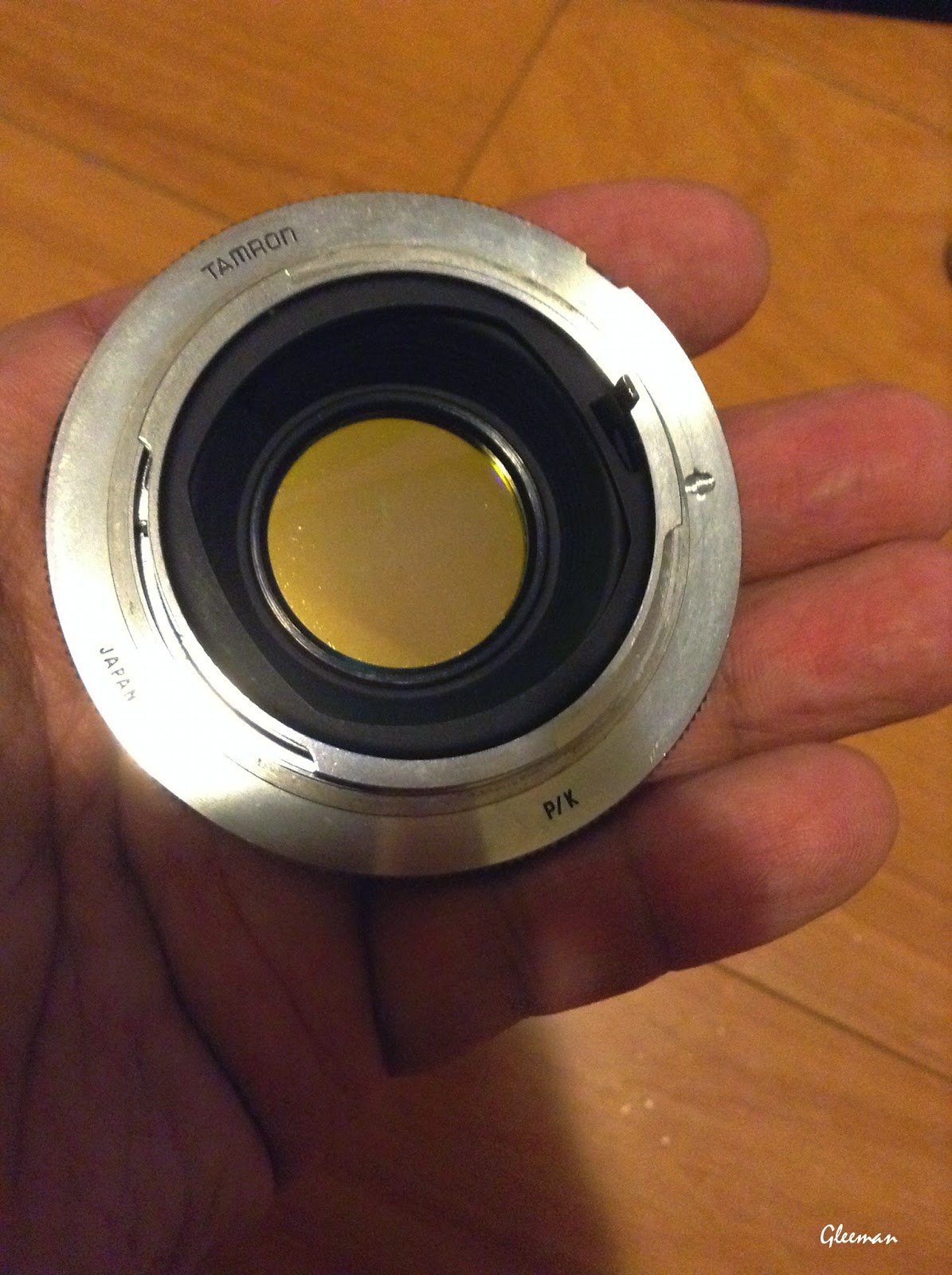 "1.25"" filter in Adapter ring for Tamron Adaptall-2 後置光害濾鏡"