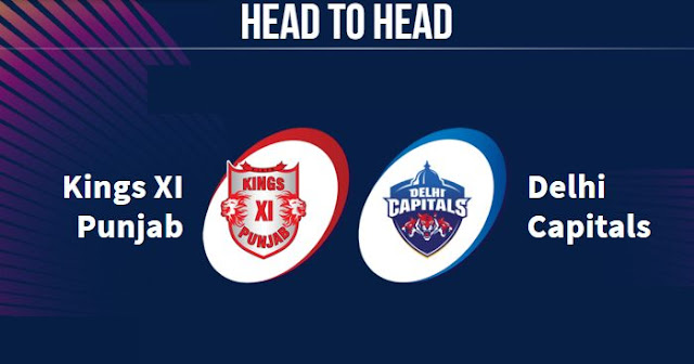 KXIP vs DC Head to Head: DC vs KXIP Head to Head IPL Records