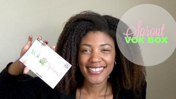 Video | Sprout Voxbox Unboxing