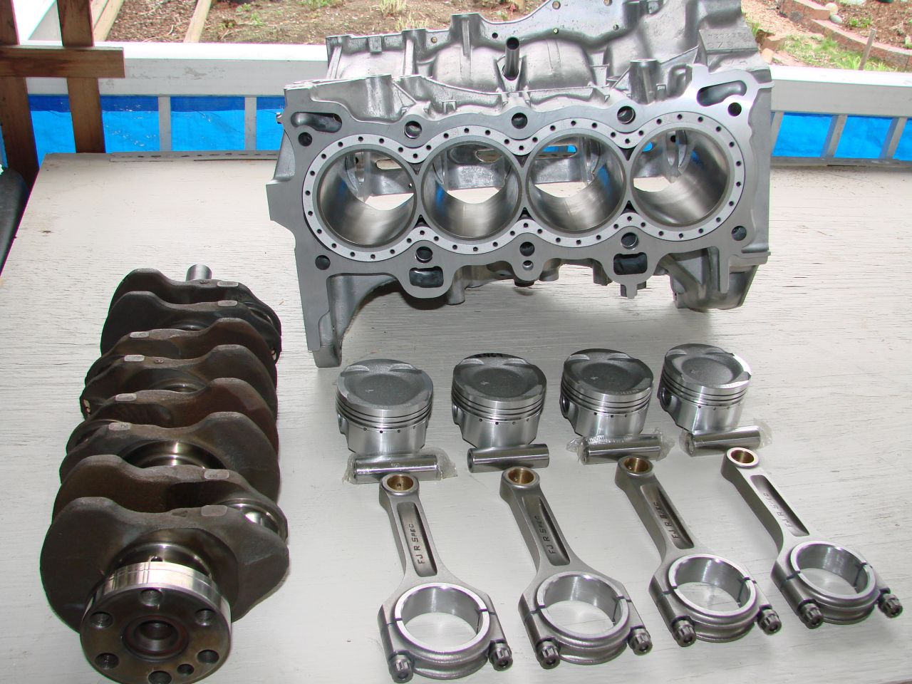 Advanced Performance Tuning: SOHC D16 350HP Factory Engine